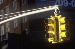 Streetlights Stock Photography