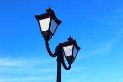 streetlights Στοκ εικόνες με δικαίωμα ελεύθερης χρήσης
