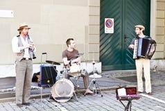 streetmusic bern buskersfestival arkivfoton