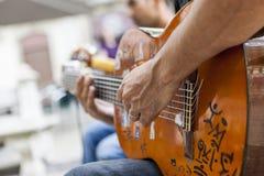 Streetmusicians Zdjęcie Royalty Free