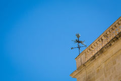 From the streets and alleys of Valletta, Malta Stock Photo