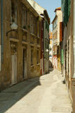 Streets and Alleys of Zadar, Croatia Royalty Free Stock Image