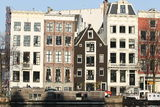 On the streets of Amsterdam Royalty Free Stock Photography