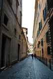 Streets and architecture of Rome Royalty Free Stock Photography