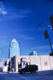 Streets of Austin, Texas Royalty Free Stock Image