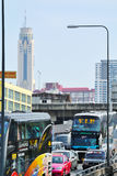 Streets of Bangkok. Royalty Free Stock Images