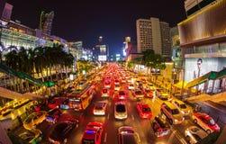 Streets of Bangkok Royalty Free Stock Image