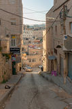 Streets of Bethlehem Stock Image