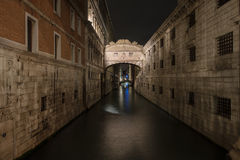 Streets and bridges of Venice Royalty Free Stock Images