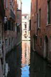 Streets and canals of Venice. This unforgettable and romantic Venice royalty free stock images