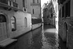 Streets and canals of Venice. This unforgettable and romantic Venice royalty free stock photos