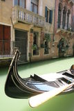 Streets and canals of Venice. This unforgettable and romantic Venice stock image