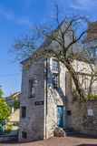 Streets of Chaumont, France Royalty Free Stock Photography