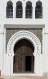 Streets and corners of Tangier in Morocco Royalty Free Stock Photo