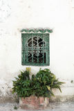Streets and corners of Tangier in Morocco Stock Photo
