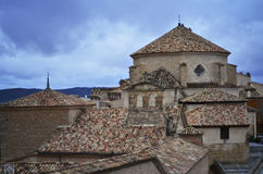 Streets of Cuenca, in Spain Stock Photos