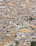 Streets of Fes Royalty Free Stock Photo
