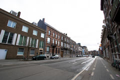 Streets of Hasselt, Belgium Stock Photography