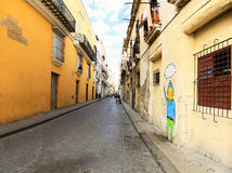 Streets of Havana Royalty Free Stock Photography