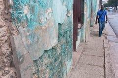 In the streets of Havana Stock Photos