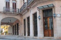 Streets of Havana Royalty Free Stock Photography