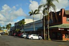 The Streets Of Hilo. Big Island, Hawaii, USA, EEUU Royalty Free Stock Photo
