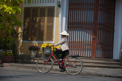Streets of Hoi An, Vietnam Royalty Free Stock Image