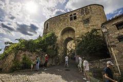 Cordes-sur-Ciel, France Royalty Free Stock Photo