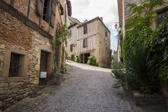 Cordes-sur-Ciel, France Stock Photos