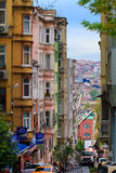 Streets of  Istanbul Royalty Free Stock Image