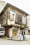 Streets of Istanbul Royalty Free Stock Photos