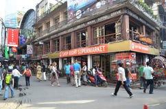 Streets of Kathmandu Royalty Free Stock Images