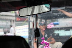 Streets of Lahore Pakistan Royalty Free Stock Photos