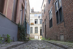 Streets of Lille Stock Photos
