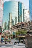 Streets of Macau Stock Photo