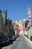 Streets of Malta Royalty Free Stock Photo