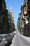 Streets of Malta Royalty Free Stock Image