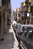 Streets of Malta Stock Images