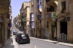Streets of Malta Stock Image