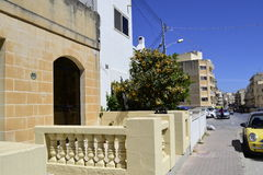 Streets of Malta Royalty Free Stock Images