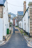Streets of Marazion Royalty Free Stock Image