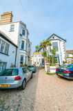 Streets of Marazion Stock Images