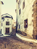 Streets of Marvao Royalty Free Stock Images