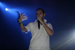 The Streets - Mike Skinner Stock Images