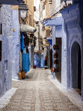 Streets from Morocco Royalty Free Stock Photography