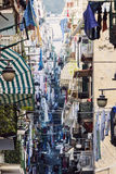 Streets of Naples Royalty Free Stock Photo