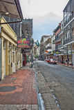 Streets of New Orleans Royalty Free Stock Photo
