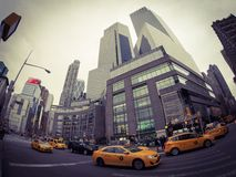 Streets of New York Royalty Free Stock Images