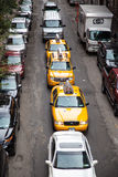 Streets of New York City Stock Photo