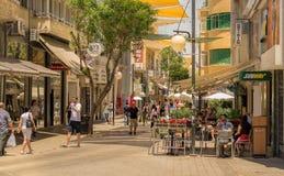 Streets of Nicosia Stock Photos